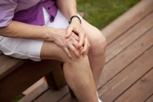 Arthritis treatment with folk remedies